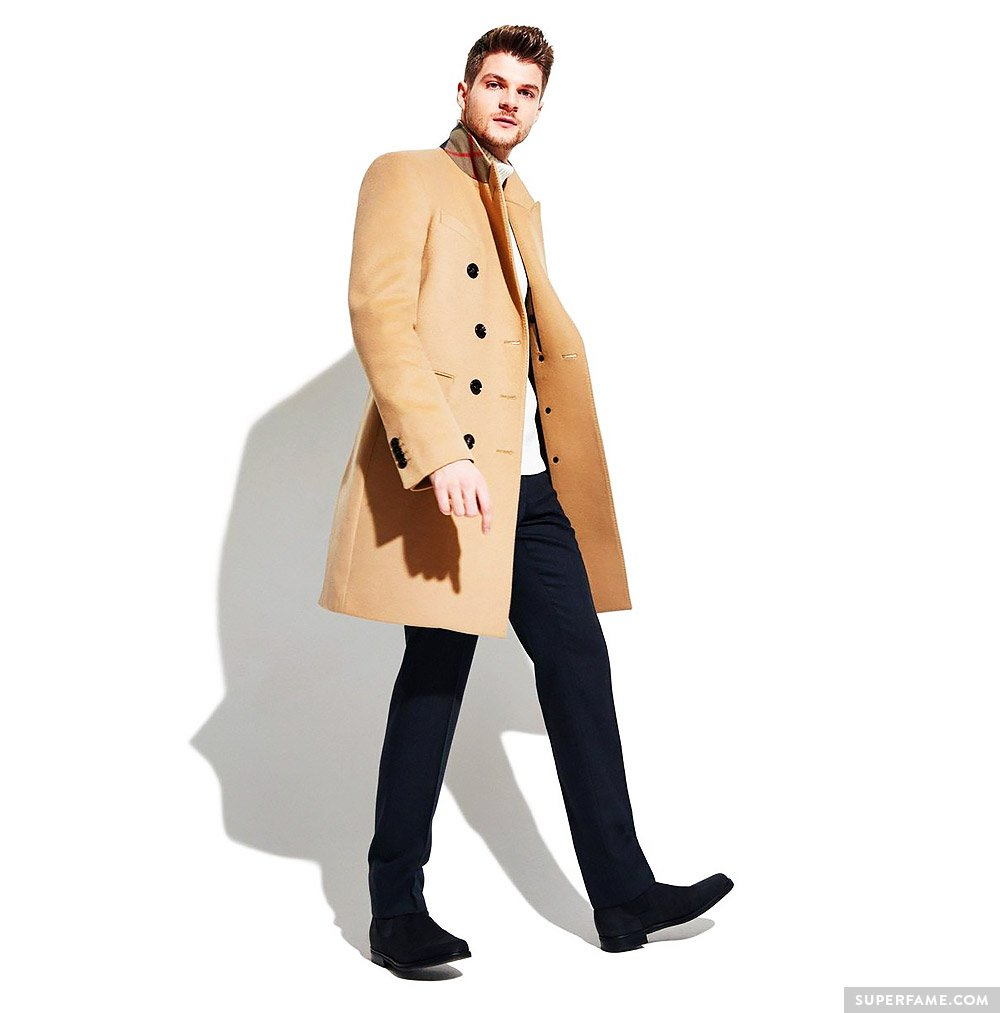 Jim Chapman for GQ.