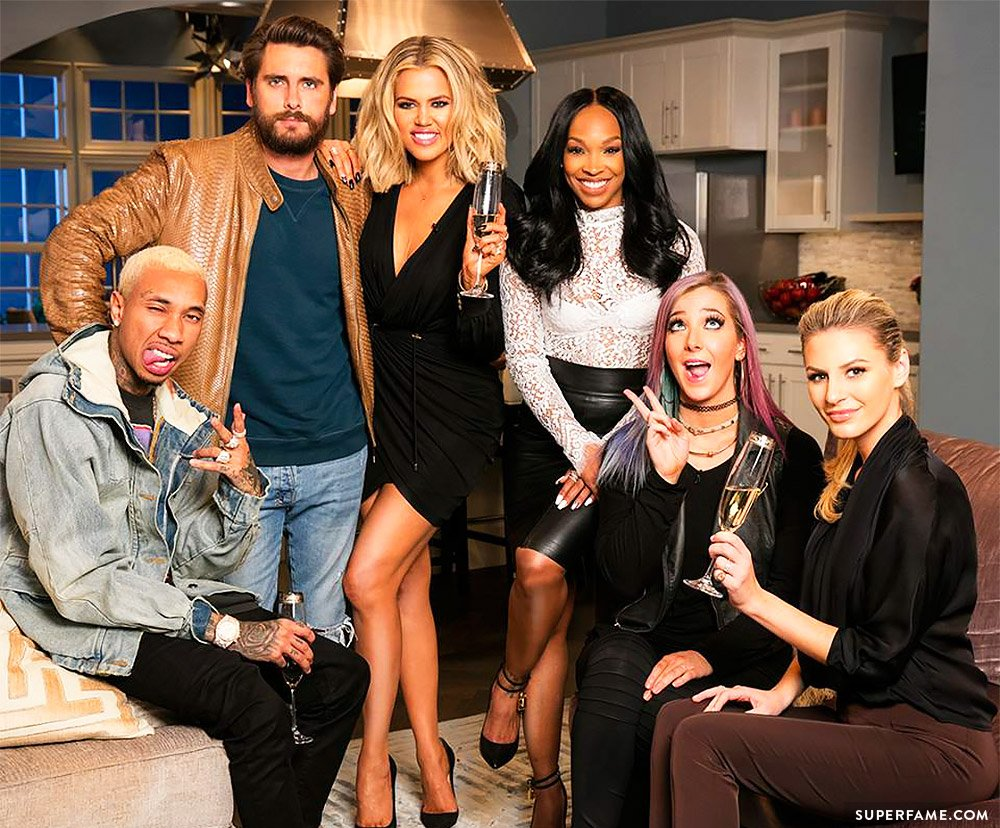 Kocktails with Khloe!