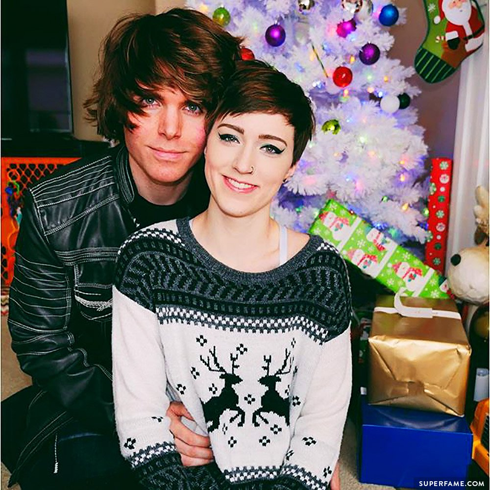 Lainey and Onision.