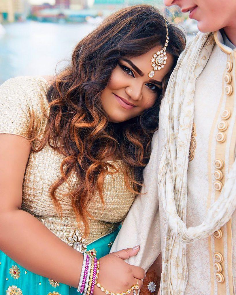 Muslim YouTuber Nabela Noor.
