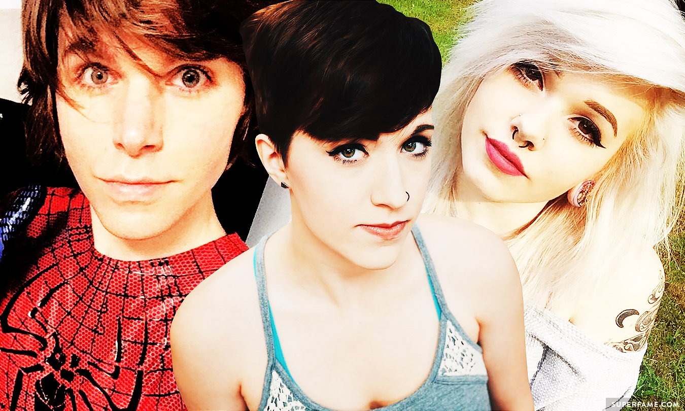 The gallery for --> Onision Lainey