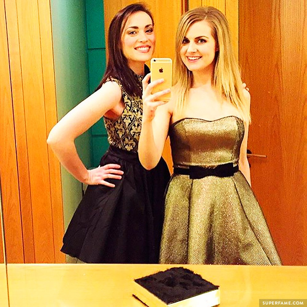 Rose and Rosie.