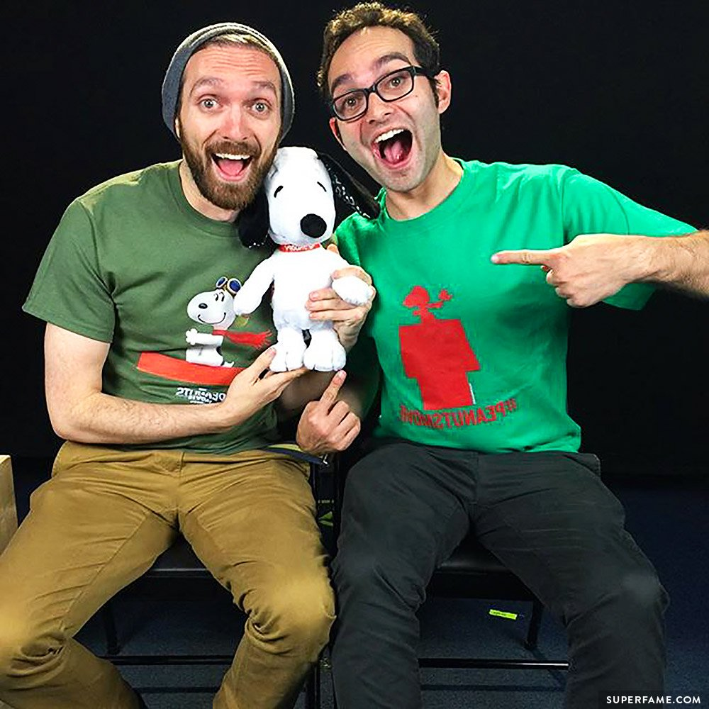 The Fine Brothers.