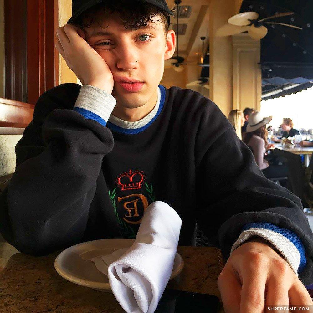 Troye Sivan.
