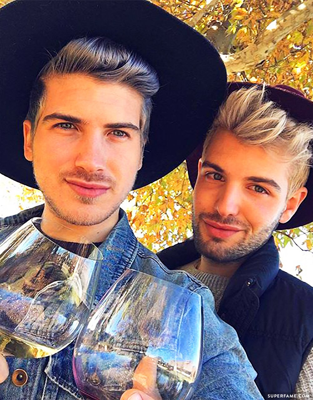 joey and daniel dating