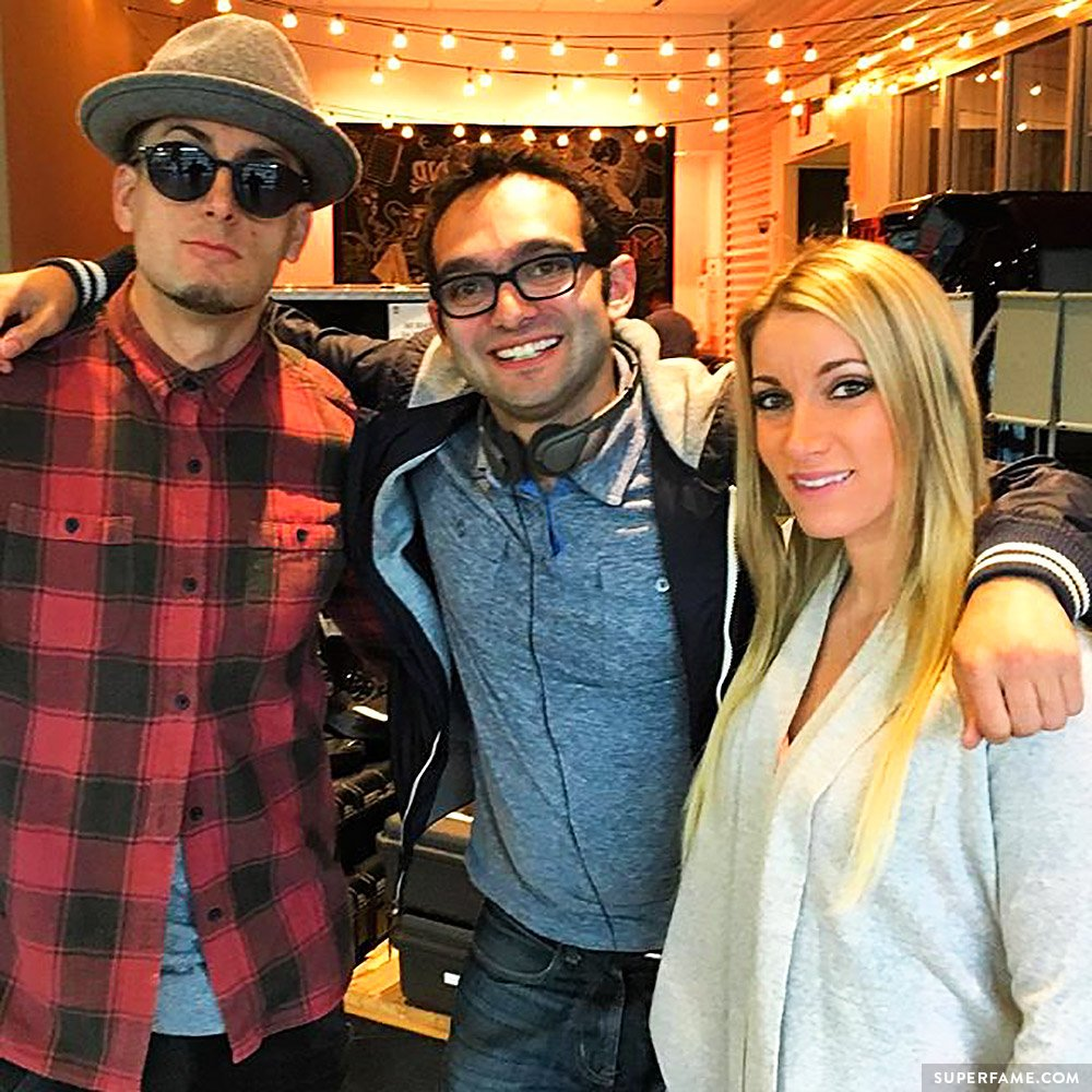 Jeana, Jesse and The Fine Bros.