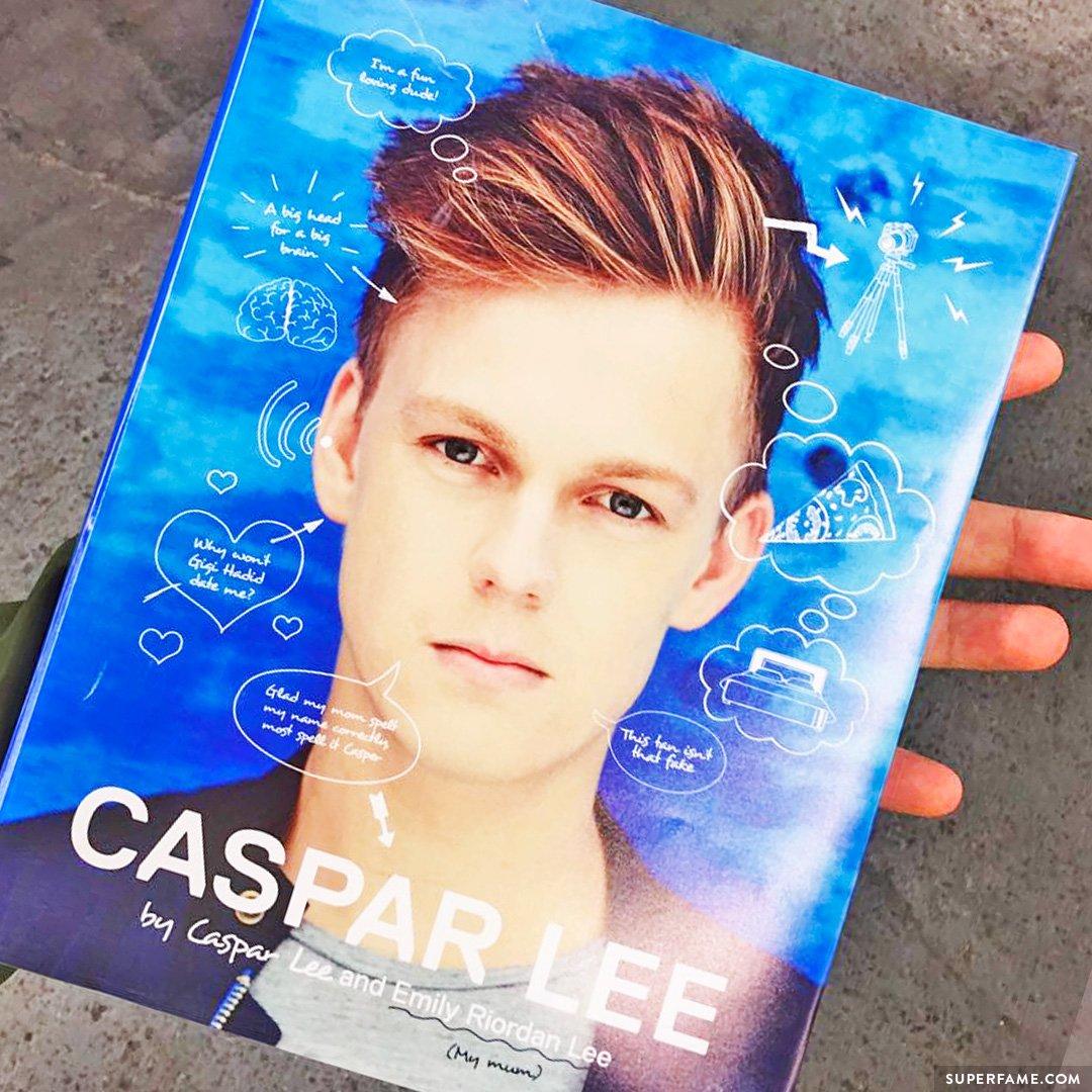 Caspar Lee's book.