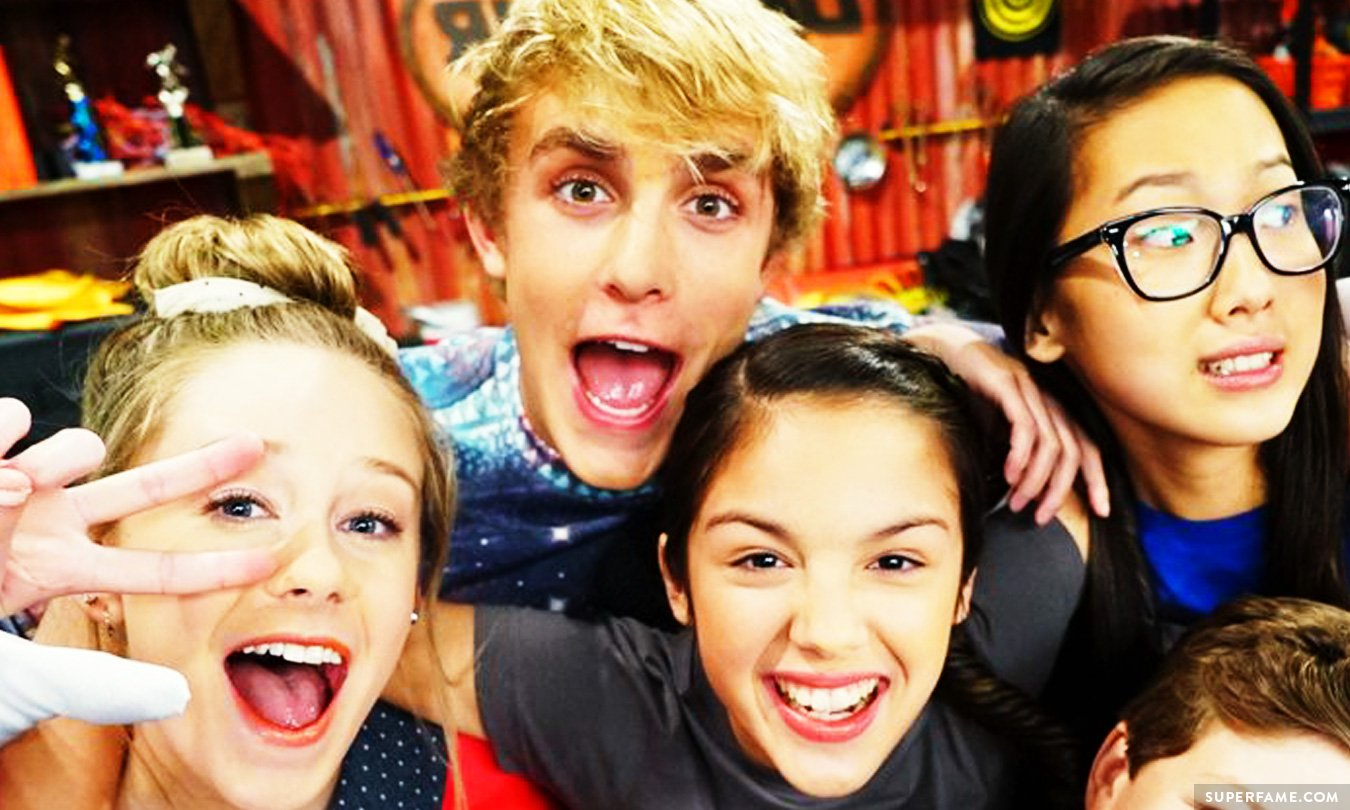 jake paul makes history by getting his own disney show superfame