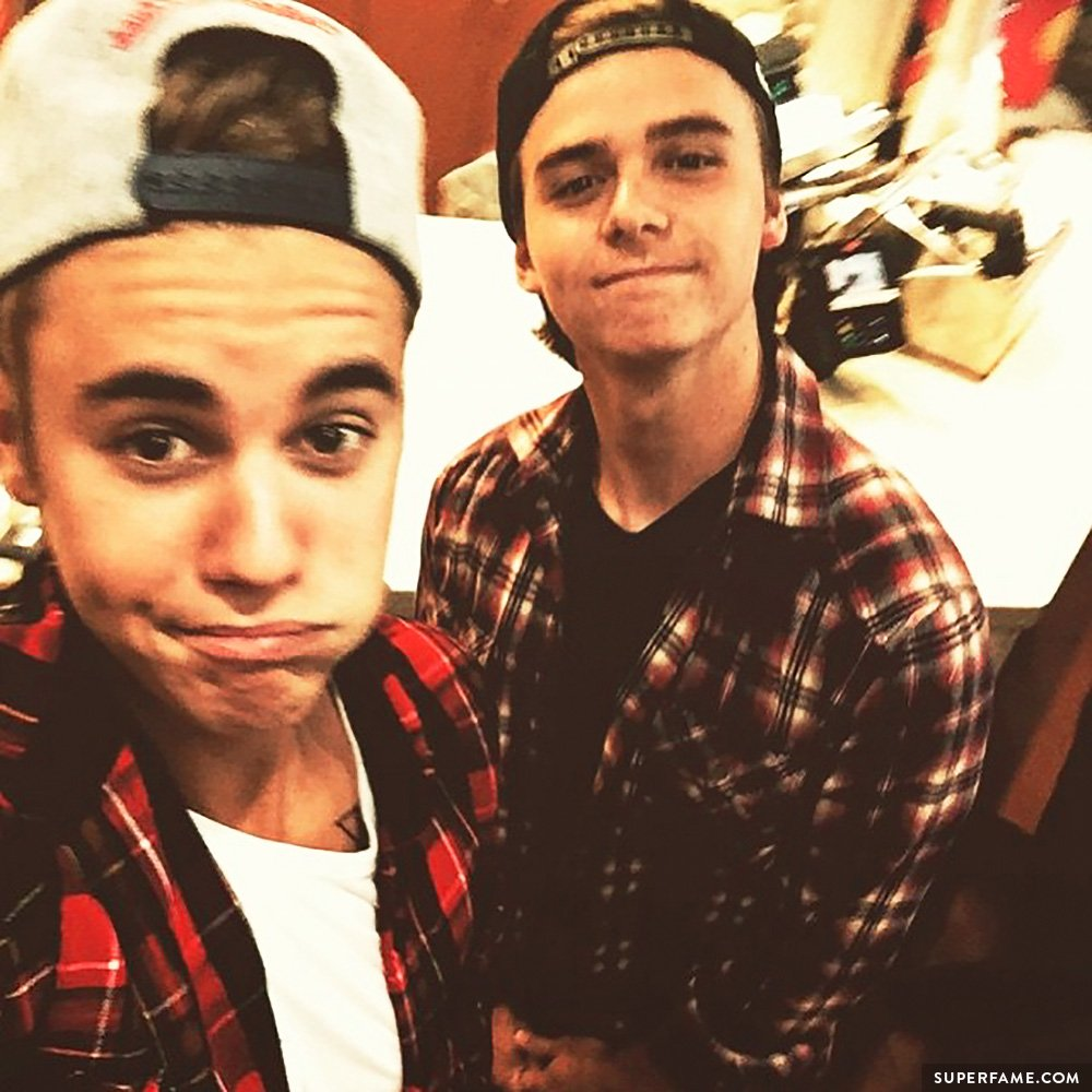 Christian Beadles and Justin.