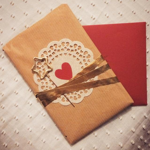 Valentine's card.