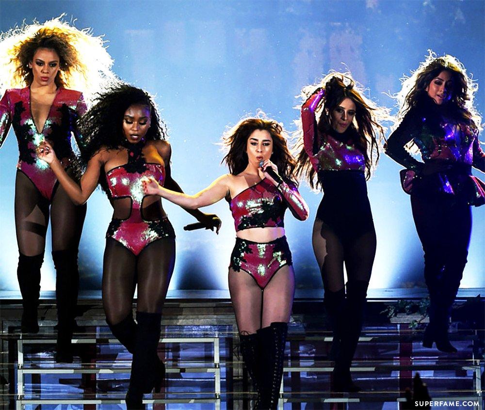 Fifth Harmony sexy.