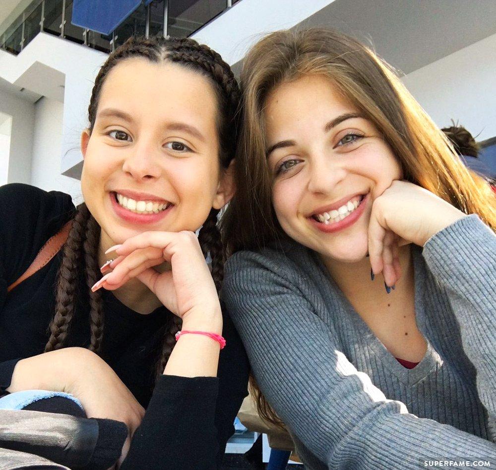 BabyAriel and Ariana Renee.