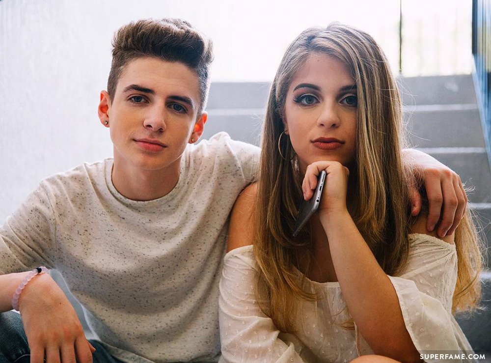 Babyariel and Zach.