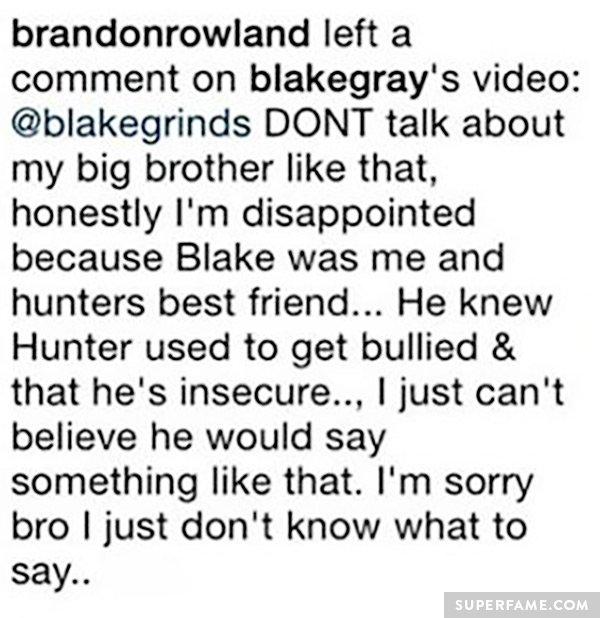 brandon-defends-hunter