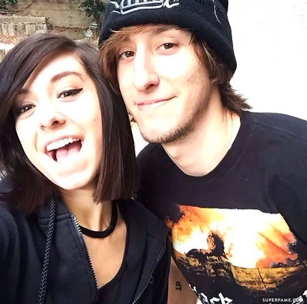 Christina Grimmie's brother.