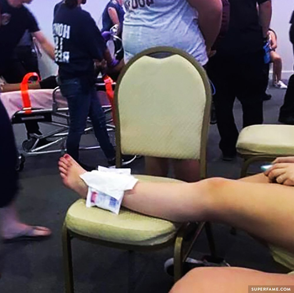 Dolan Tour injuries!