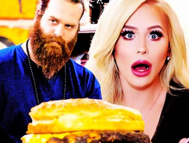 Gigi Gorgeous and Harley Morenstein.
