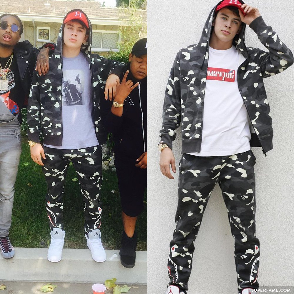 hayes-grier-camo-red-hat