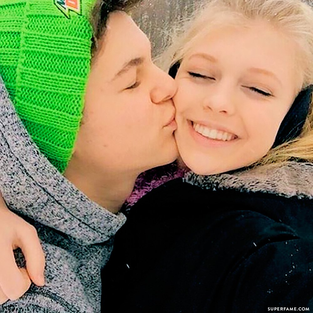 Joey and Lauren.