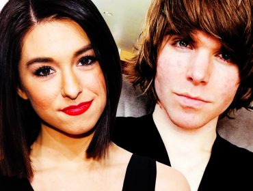 Onision and Christina Grimmie.