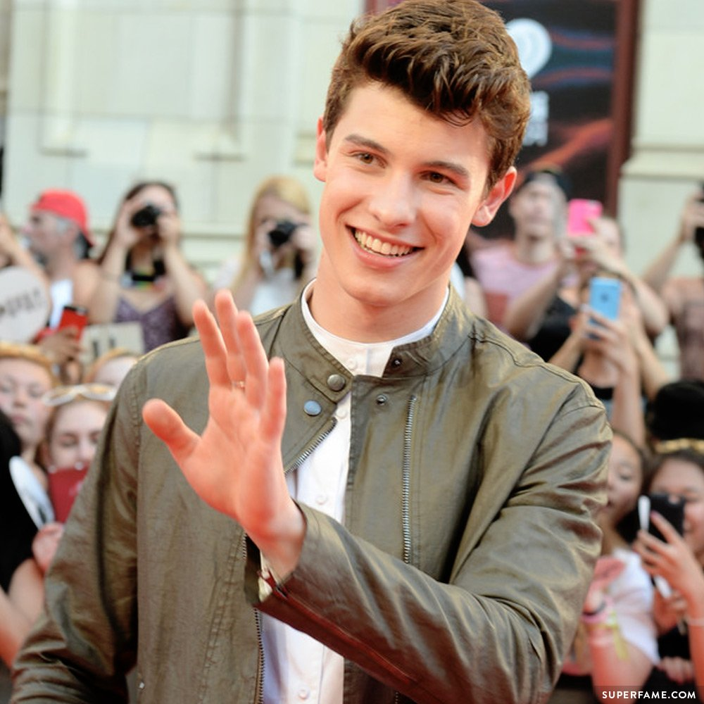 Shawn Mendes.