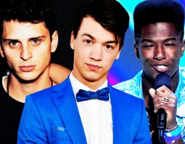 Colby James, Willie Jones, Taylor Caniff.