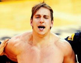 VitalyzdTv shirtless.