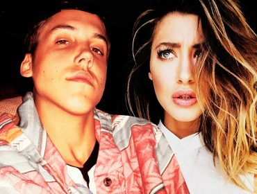 Matt Espinosa and Jessica.