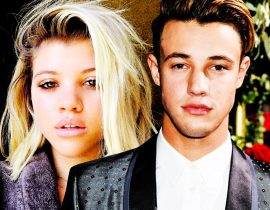 Cameron Dallas and Sofia Richie.