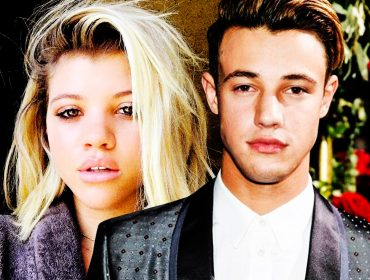Cameron Dallas and Sofia Richie.
