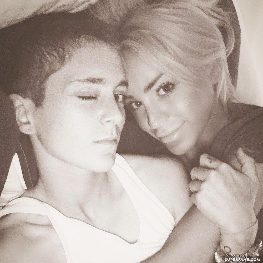 Gigi and Natalia.