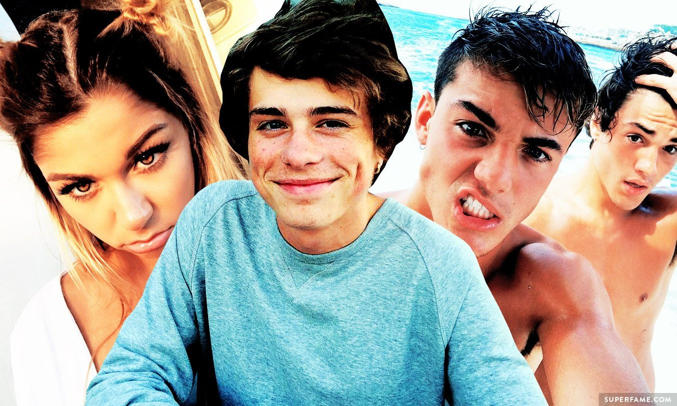 Jack Dail Drags The Dolan Twins Andrea Russett She Responds