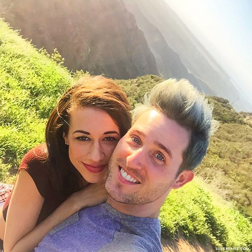 Josh and Colleen.