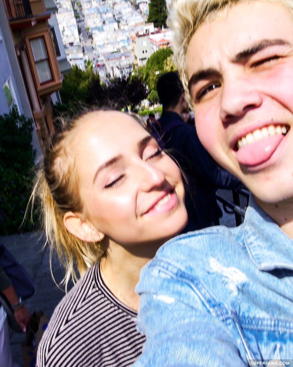 She Said YES! Sam Pottorff & Rosa Van Iterson Are ENGAGED ...