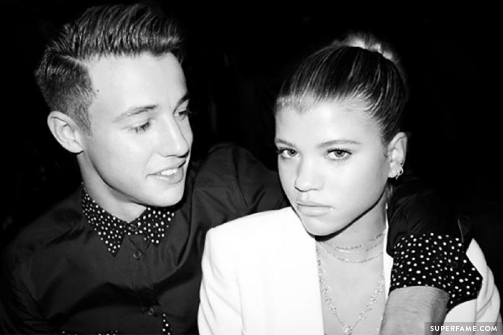 Cameron and Sofia.