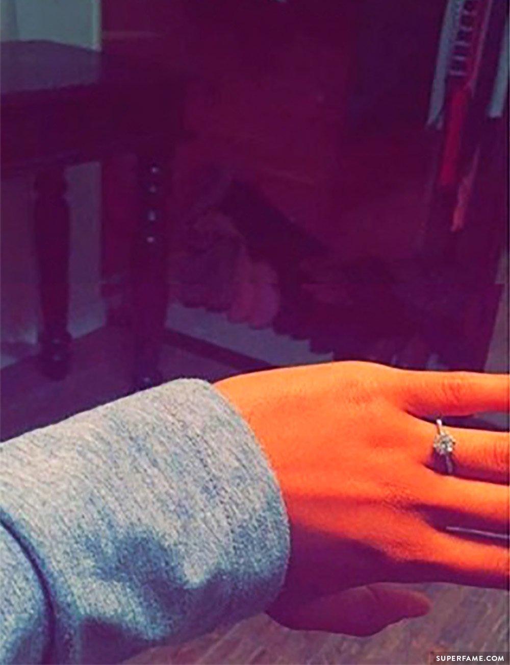 Taylor Giavasis and Nash's ring.