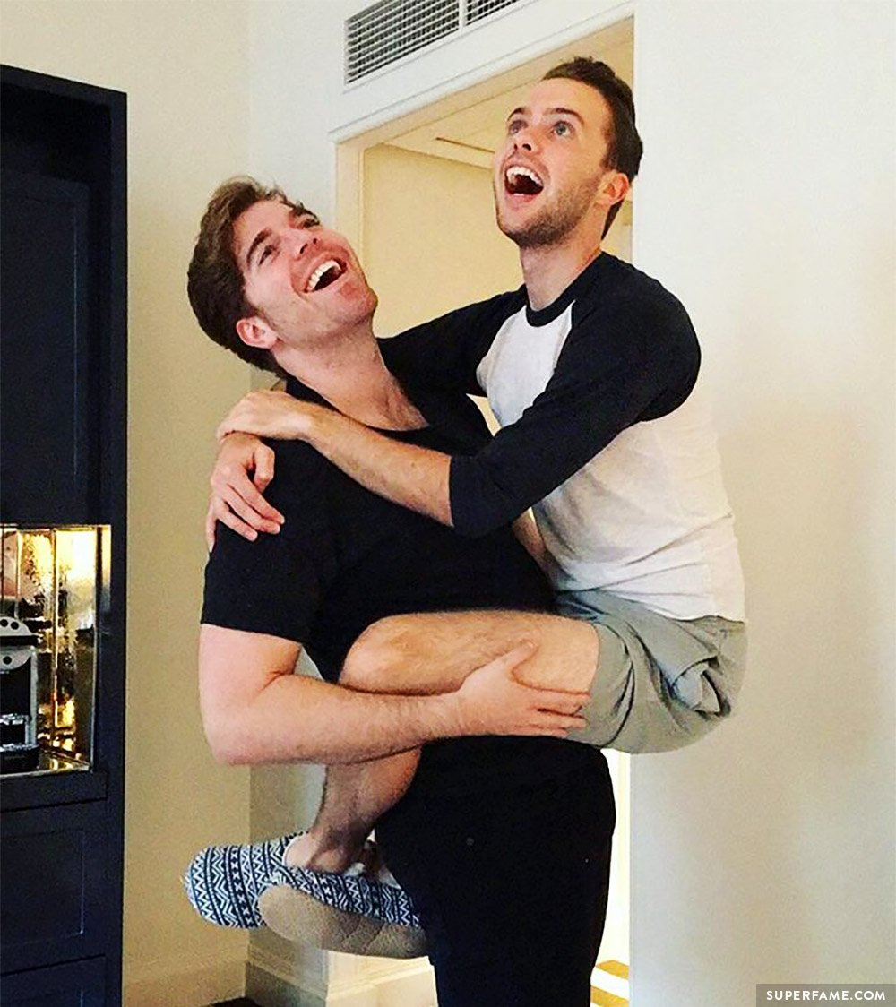 Shane and Ryland.