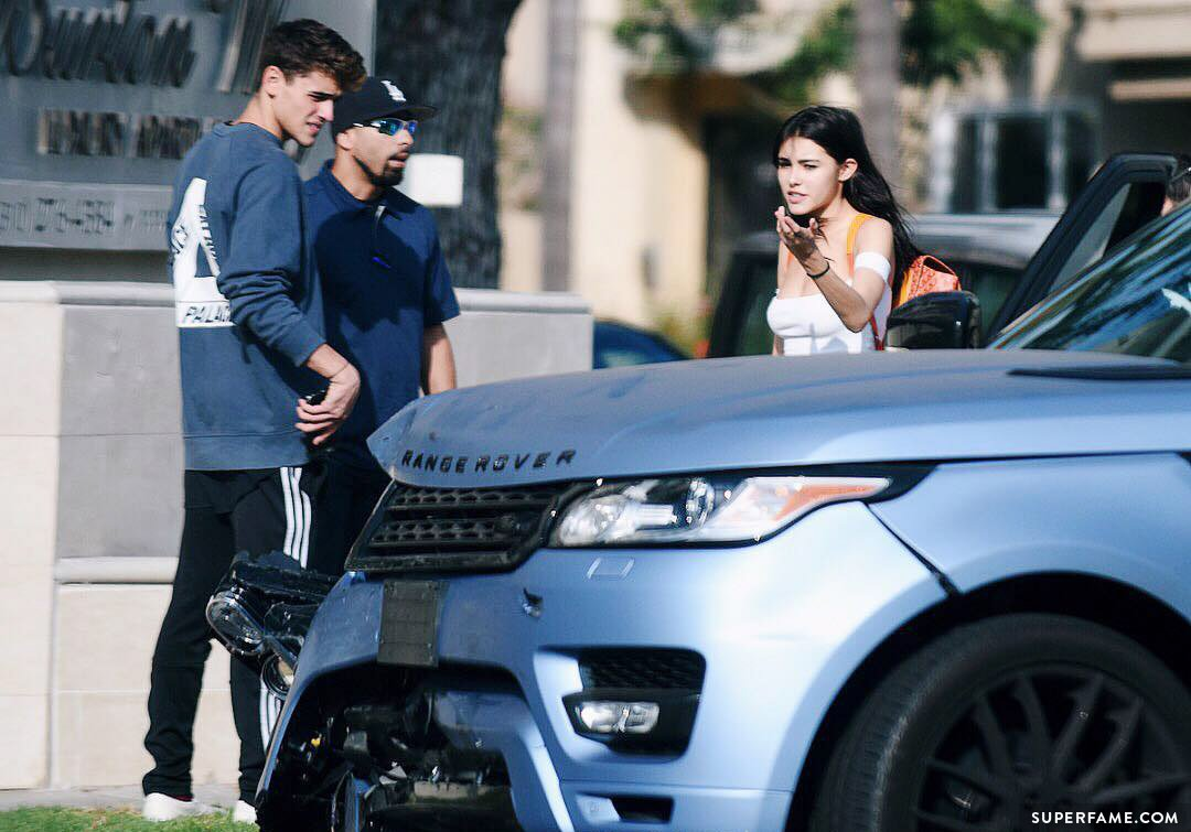 car-accident-madison-beer