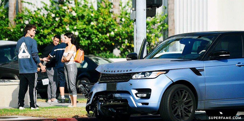 Madison & Jack's car.
