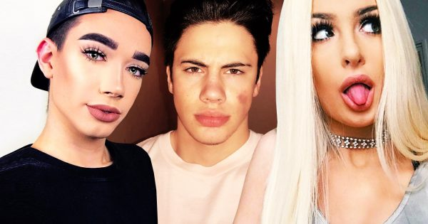 James Charles Spills About His Suspicious Date With Aaron