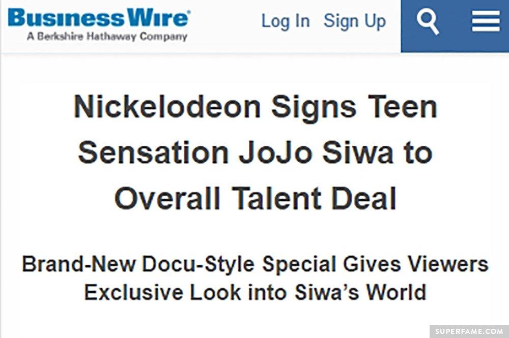 Jojo Siwa scandal.