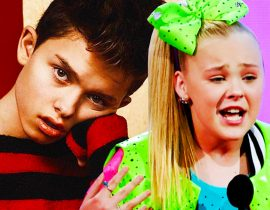 JoJo Siwa and Jacob Sartorius.