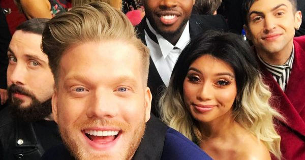 This Pentatonix Member Announced He's Quitting the Group Forever