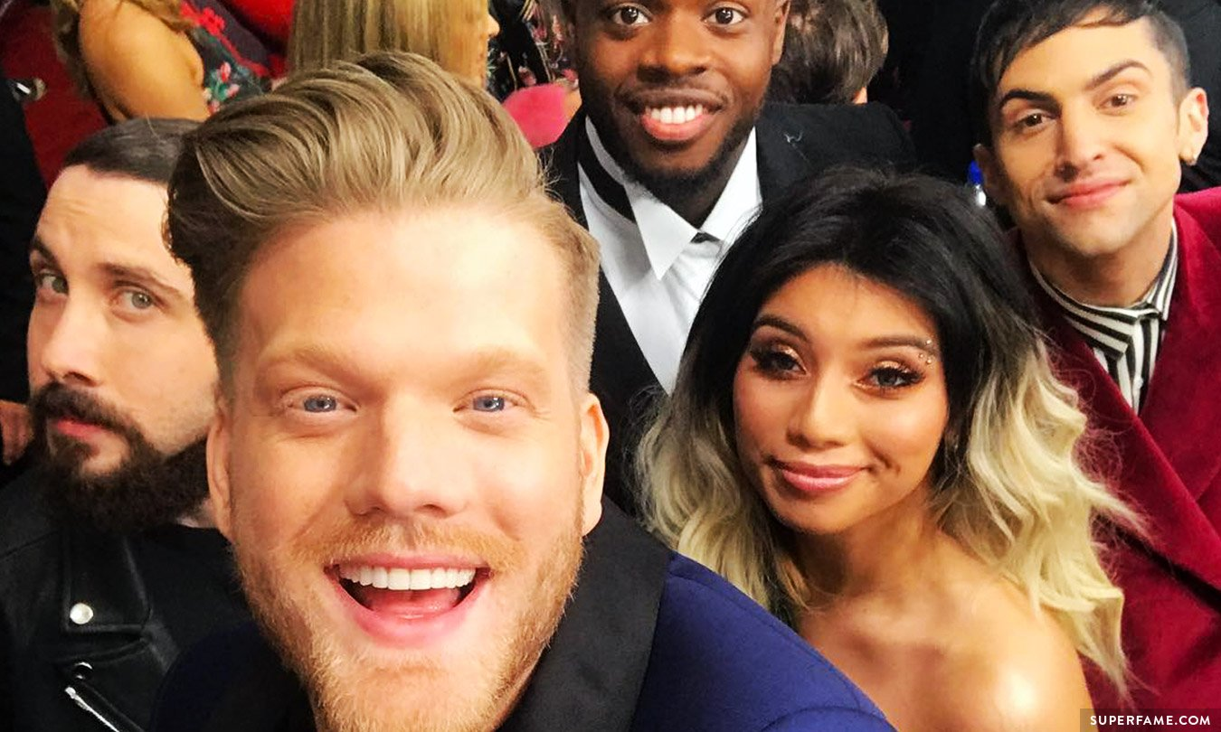 Pentatonix Member Quit >> This Pentatonix Member Announced He S Quitting The Group Forever