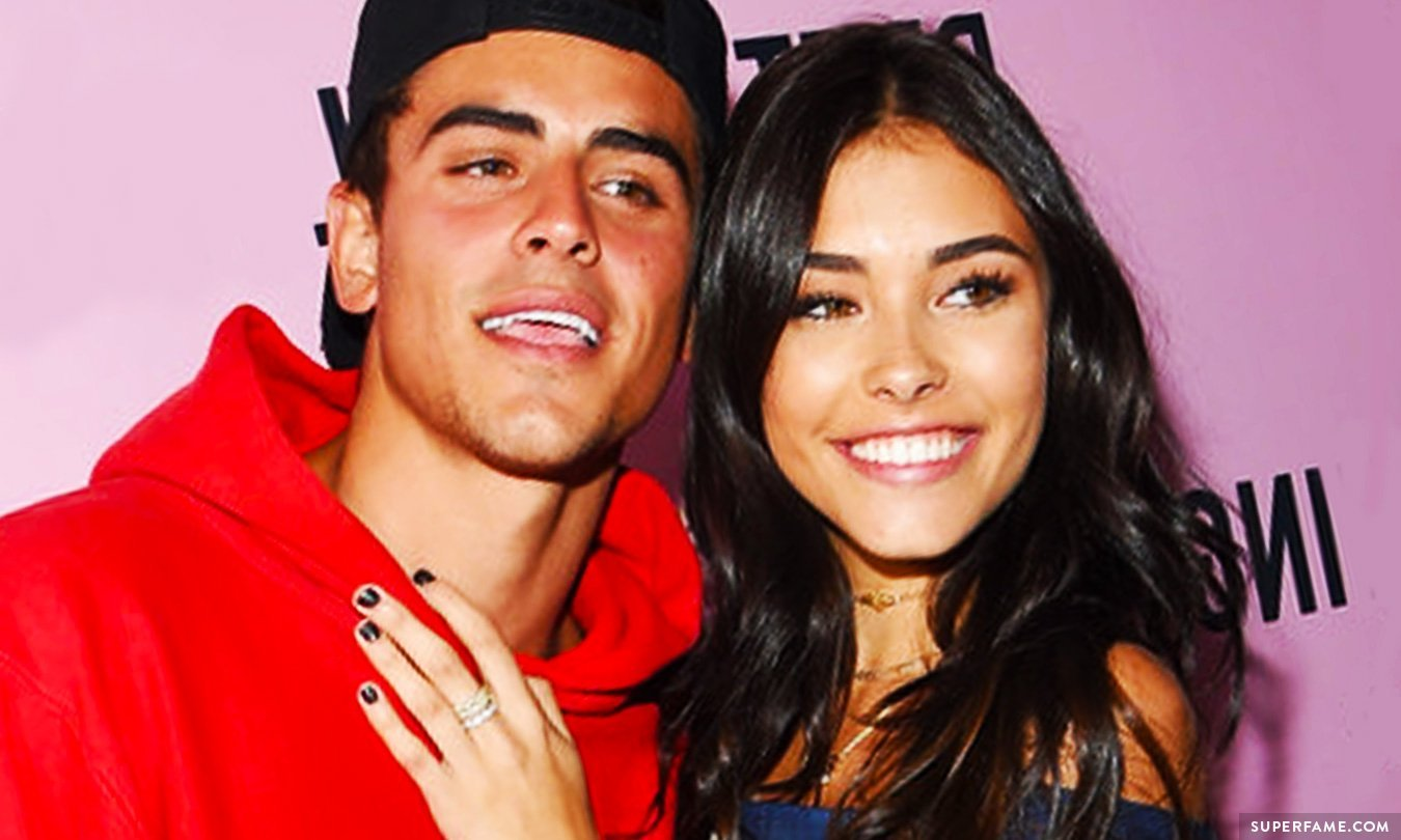 Madison Beer & Jack Gilinsky.