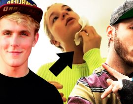 Meg Zelly, Jake Paul & Banks.