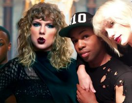 Todrick Hall & Taylor Swift.