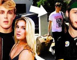 Jake Paul, Meg Zelly, Max & Banks.