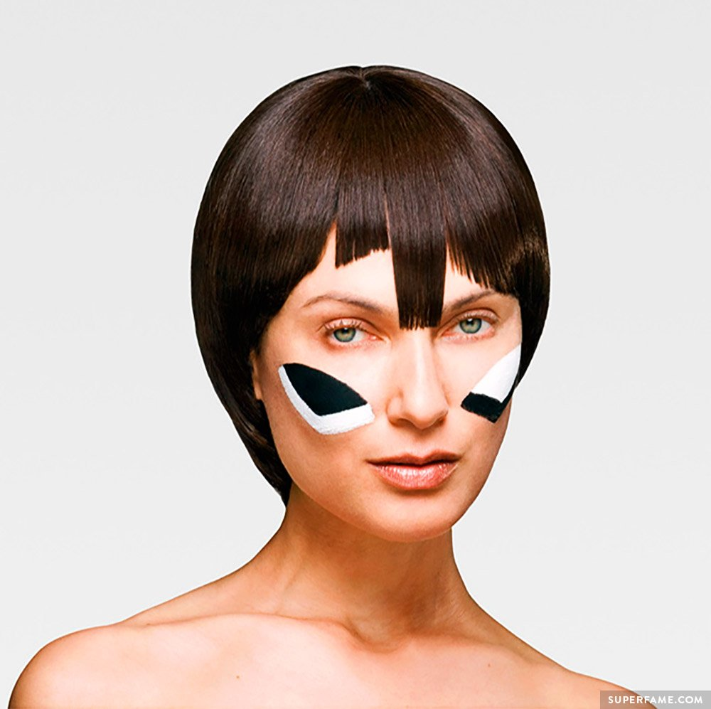 Facial Detection makeup.