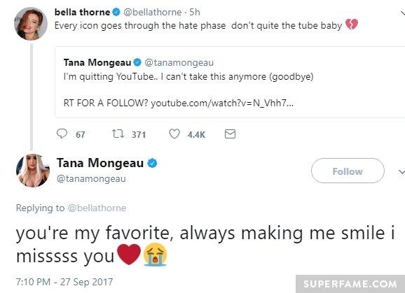 Blackbear Wants THREESOME With Tana Mongeau & Ex Bella Thorne